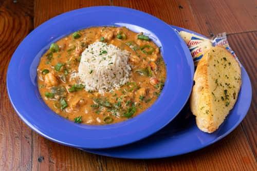 Capt. Benny's Crawfish Etouffee Soup