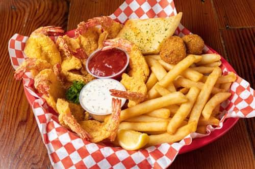 Capt. Benny's Shrimp Basket