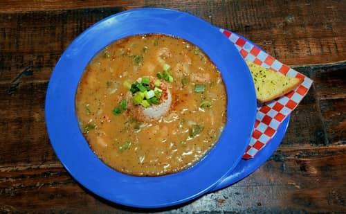 Capt. Benny's Shrimp Etouffee Soup