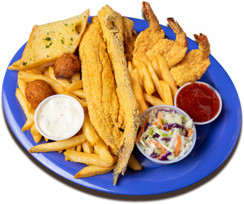 Seafood Special: The Captain's Catch